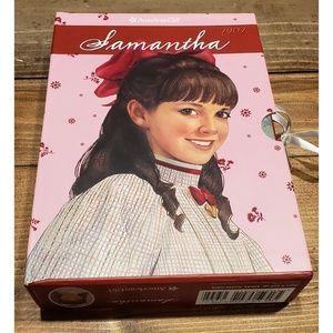 American Girl Samantha Book Set Very Good